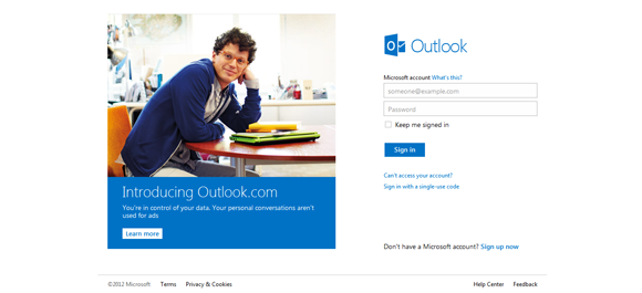 microsof outlook image